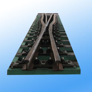 Movable Point Rail Frog for Turnout or Switch pictures & photos
