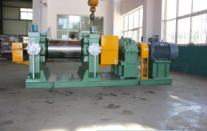 Reclaimed Rubber Machine Rubber Refiner pictures & photos