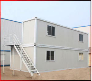 China Ce& ISO Prefab Container House pictures & photos