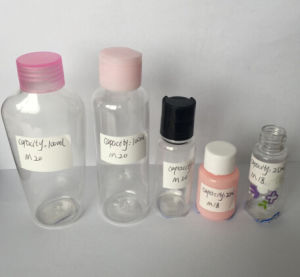 Cosmetic Pet Bottle for Skin Care and Cosmetic pictures & photos