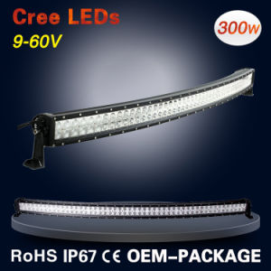 300W 24000lumens CREE LED Bar Light Offroad Light Bar pictures & photos