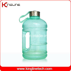 PETG 1.89L Plastic Jug Wholesale BPA Free with Handle (KL-8003) pictures & photos