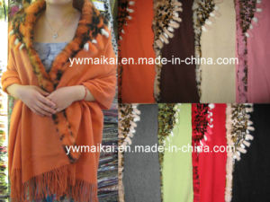 Wool Shawl (MKW-008)