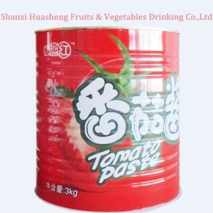 3000g 28%-30% Canned Tomato Paste pictures & photos