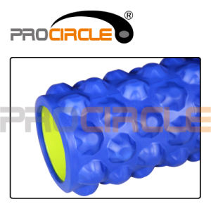 High Density EVA Dots Massage Foam Roller (PC-FR1028) pictures & photos