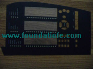 Keyboard Touch Connector Panel Membrane Switch Printing Circuit pictures & photos