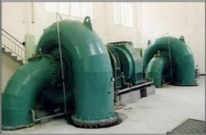 Francis Hydraulic / Hydro Turbine Generator Set