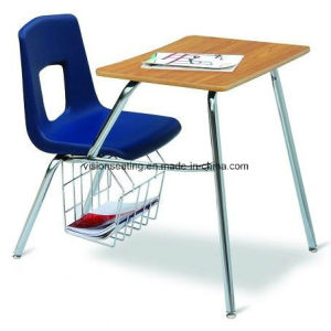 Educational University College Student School Campus Classroom Furniture (7301) pictures & photos