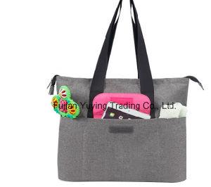 Grey Multifunction Mom Tote Bag pictures & photos