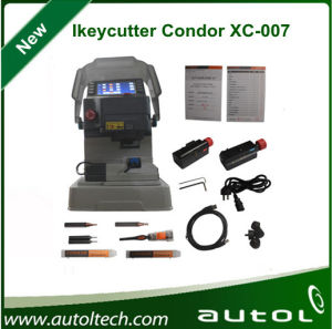 Ikeycutter Condor Xc-007 Master Series English Version Key Cutting Machine Xc-007 Key Cutting Machine Condor Xc-007 pictures & photos