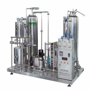 Carbonated Beverage Mixing Machine/Carbonated Mixer (QHS-3000) pictures & photos