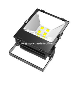 Bridgelux LED Chip 200W Outdoor LED Flood Light with High Level Aluminum Alloy Radaitor pictures & photos