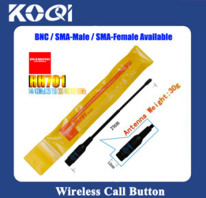 High Gain Dual Band Walkie Talkie Antenna Rh-701 for Radios pictures & photos