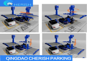 Smart Single Post/One Post Car Parking Equipment pictures & photos