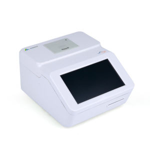 Ce Approved Fluorescence Immunoassay Quantitative Analyzer pictures & photos