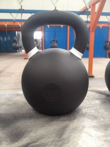 High Quality Cast Iron Kettlebell New Handle pictures & photos