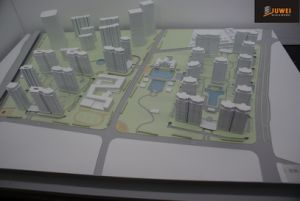 Architectural Planning Model, Mass and Block Model (JW-330) pictures & photos