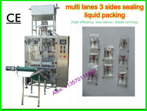 Multi-Lane 3-Side Sealing Liquid Packaging Machine pictures & photos