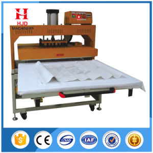 Large Semi-Automatic Double-Position Heat Transfer Machine pictures & photos