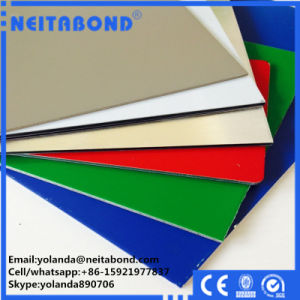 Factory Price Outdoor Usage PVDF Unbreakable Aluminium Composite Material Alucobonds pictures & photos