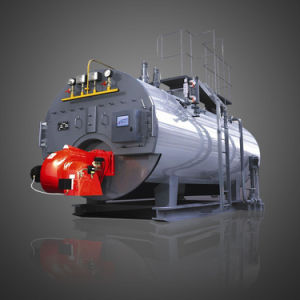 5t Oil&Gas Fired Ce Steam Boiler pictures & photos