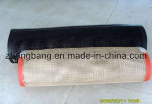 Offer Teflon/PTFE Coated Fiberglass Open Mesh Cloth Conveyor Belt 2*2.5mm pictures & photos