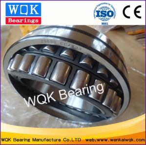 Industrial Bearing 23030 Cc/W33 Steel Cage Spherical Roller Bearing pictures & photos