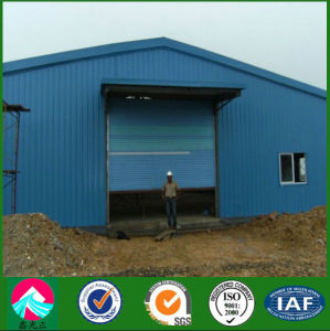 Sanwich Panel Wall Steel Barn pictures & photos