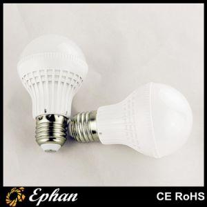 Factory Price E26/E27 LED Plastic Bulb (EPBP-7W)