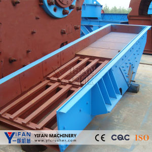 Good Quality Quarry Grizzly Vibrating Feeder pictures & photos