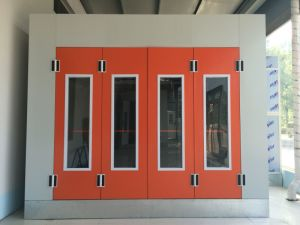 High Quality CE Standard Auto Spray Paint Booth pictures & photos