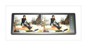 Truck Parking Video Mirror Monitor with 4cameras pictures & photos