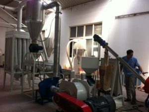 PVC Plastic Crushing and Milling Line pictures & photos