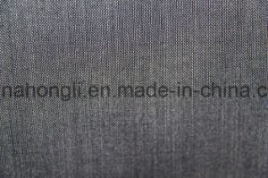 Cationic T/R Slub Fabric, 75%Polyester 22%Rayon 3%Spandex, 206GSM pictures & photos