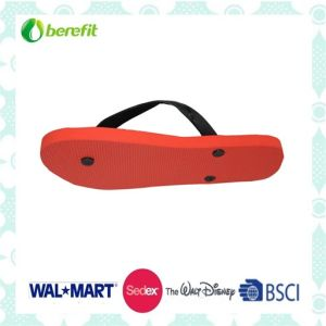 Beautiful and Bright Printing, Men′s PE Slippers pictures & photos