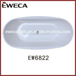 Seamless Common Freestanding Bathtub (EW6822)