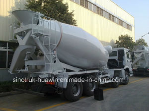 Sinotruck HOWO 8X4 Cement Concrete Mixer Truck pictures & photos