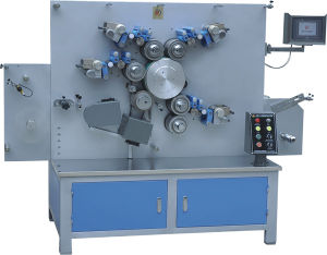 4-Color Double-Side Digital Rotary Label Printing Machine (MHL-1004SK)