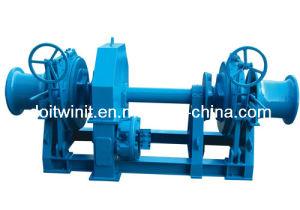 Double Hydraulic Windlass