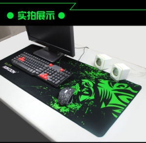 Custom Printing Extended Large Size Gaming Mouse Pad pictures & photos