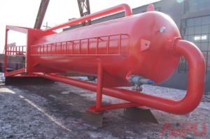 Liquid Gas Separator in Oil and Gas Drilling pictures & photos