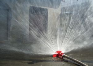 Water Curtains Fire Nozzle (QM)