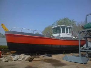 Propelled Barge with Capacity 150ton pictures & photos