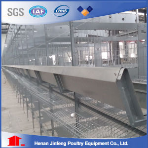 H Type Poultry Farm Chicken Cage for Henhouse pictures & photos