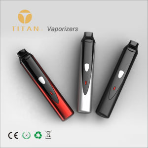 2200mAh Original Dry Herb Vaporizer Electronic Cigarette Titan1 pictures & photos