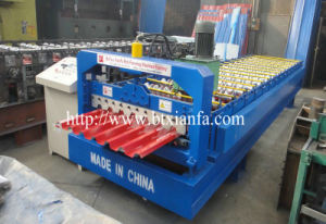 Ibr Steel Roofing Roll Forming Machine (XF30-120-1050)