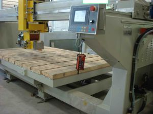 Automatic Stone Cutting Machine Bridge Saw pictures & photos