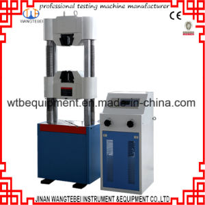 300kn 600kn 1000kn 2000kn Computer Display Universal Tensile Strength Testing Machine pictures & photos