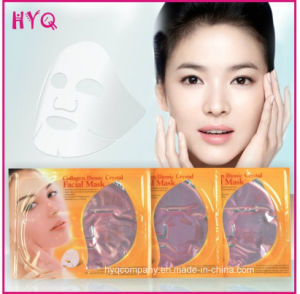 New Pink Collagen Crystal Facial Mask Whitening and Moisturizing and Anti-Aging Facial Mask pictures & photos