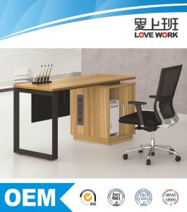 Fashion &Modern Office Manager Desk (FT-B14) pictures & photos